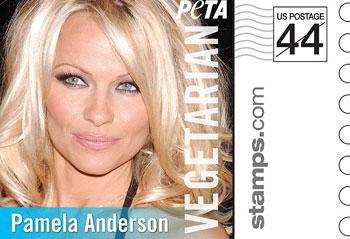 Vegetarian-Pamela-Anderson